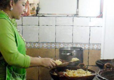La comida en los mercados mexicanos