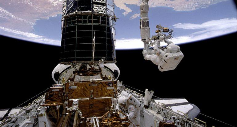 La conquista del espacio según un astronauta