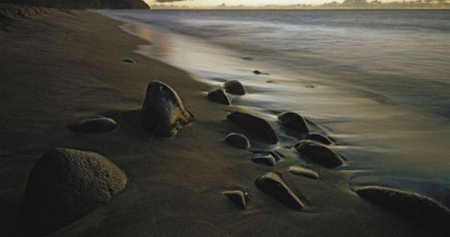 La costa de Na Pali: Lugares sagrados