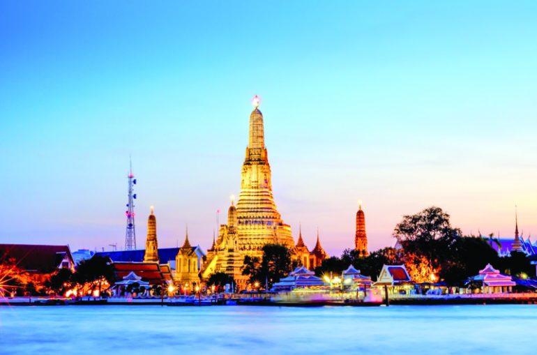 La cuna de Bangkok