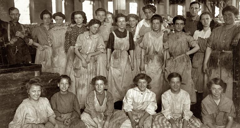 La dolorosa historia detrás del Día Internacional de la mujer