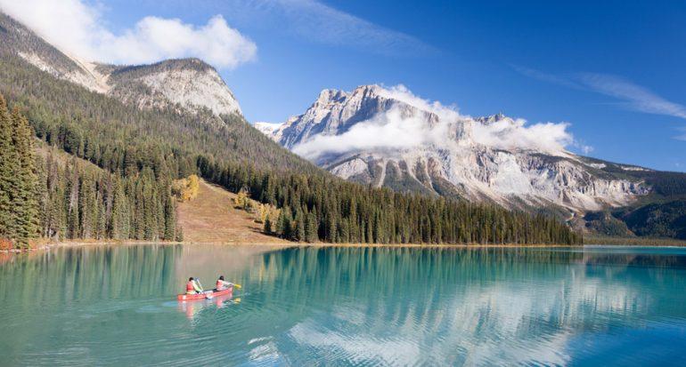 La entrada a los parques nacionales de Canadá será gratis