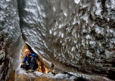 La exploración en las grutas a donde nadie había entrado