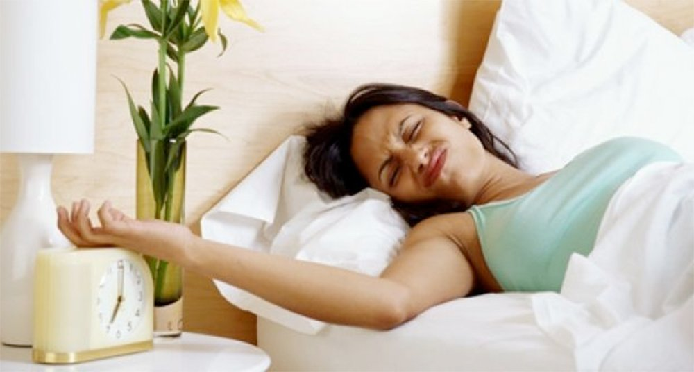 La felicidad, si te duermes temprano