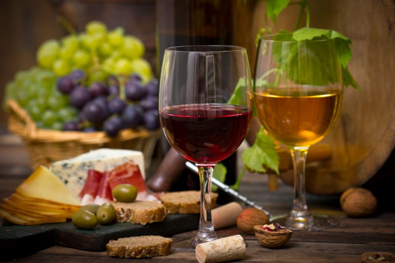 La fiesta del vino en México