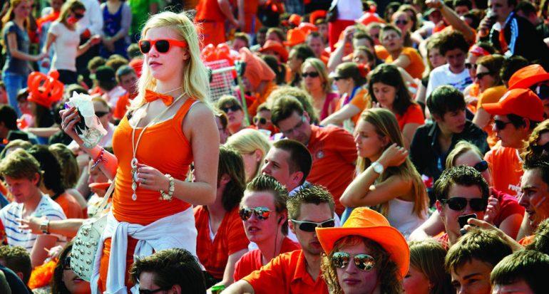 La fiesta más esperada por los holandeses