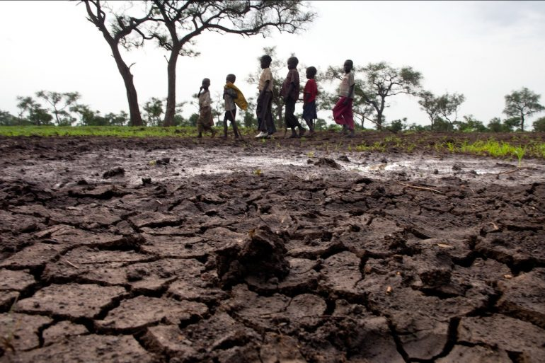 La hambruna acecha a Sudán del Sur