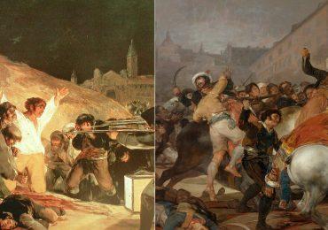 La historia detrás de los cuadros de Goya