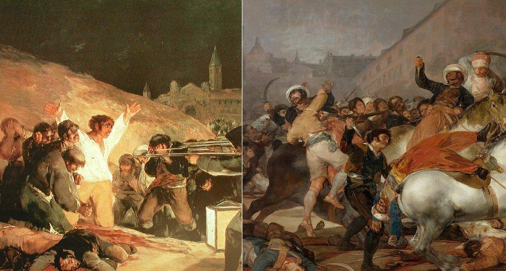 La Historia Detrás De Los Cuadros De Goya National Geographic En