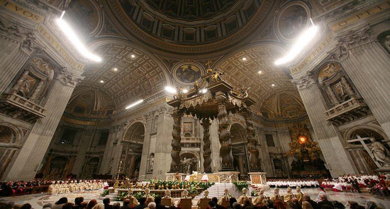 La iglesia más grande del mundo