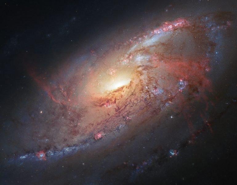 La imagen más bella del espacio