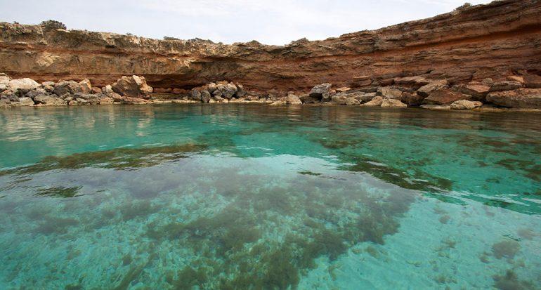 La isla de Formentera