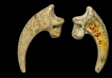 La joyería de los neandertales de Kaprina