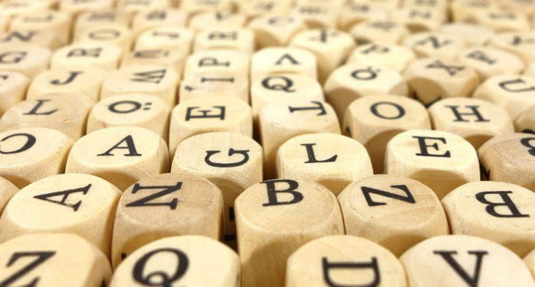 La letra más repetida en el español