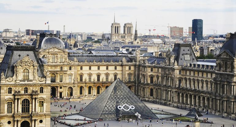 La leyenda de la pintura con corazones humanos en el Louvre