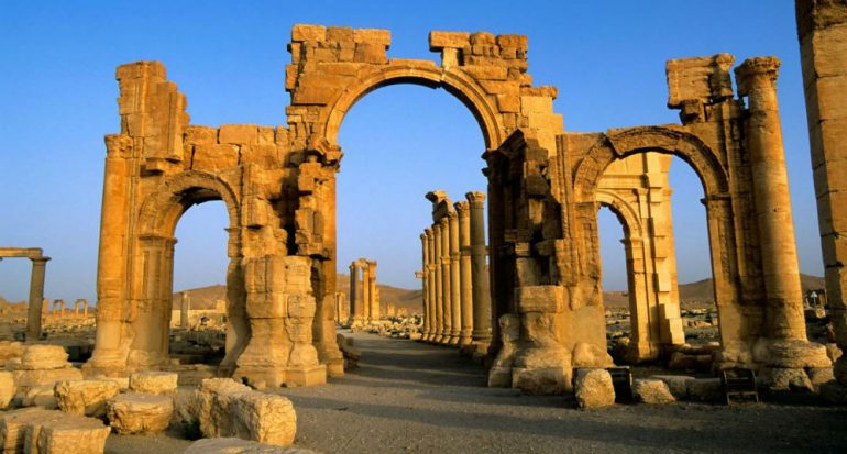 La lista de sitios antiguos destruidos por ISIS