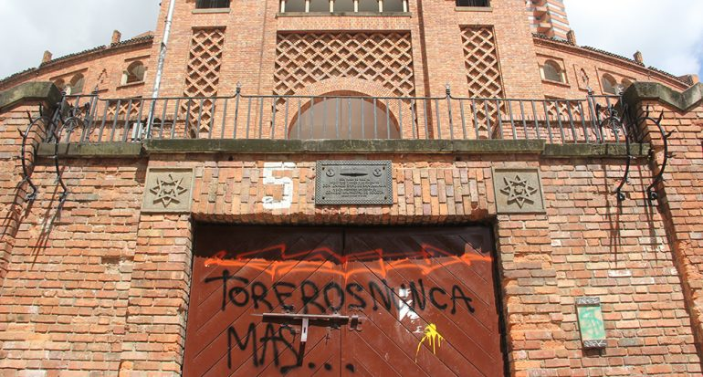 La lucha contra la tauromaquia en Bogotá