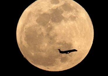 La luna más cerca