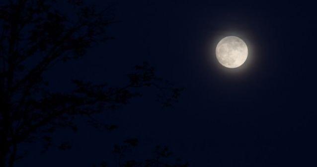 La luna se enfría