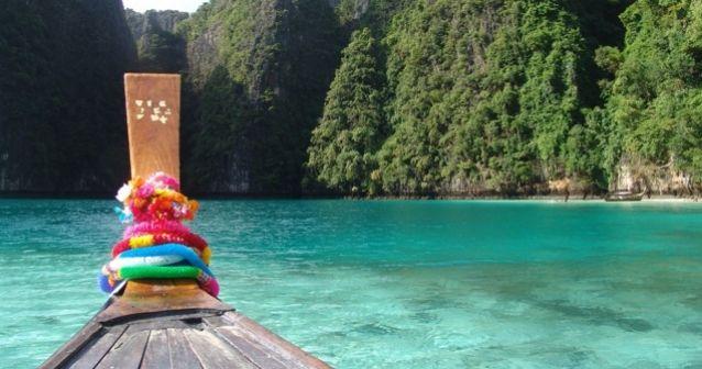La magia de las islas Phi Phi