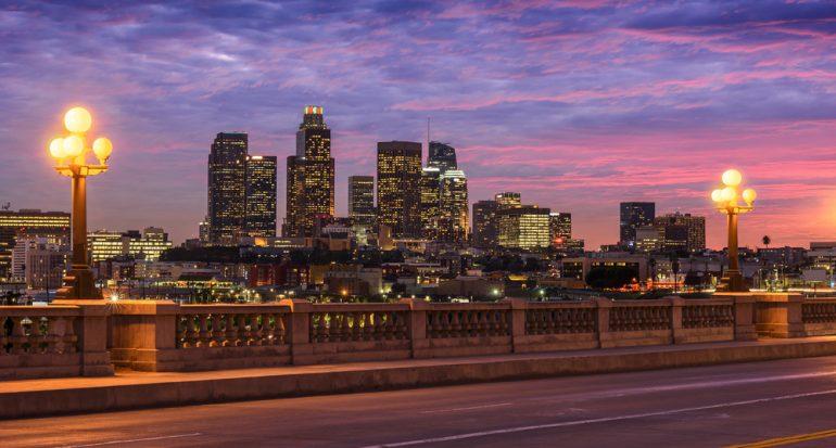 ¿Cuál es el nombre completo de Los Ángeles?