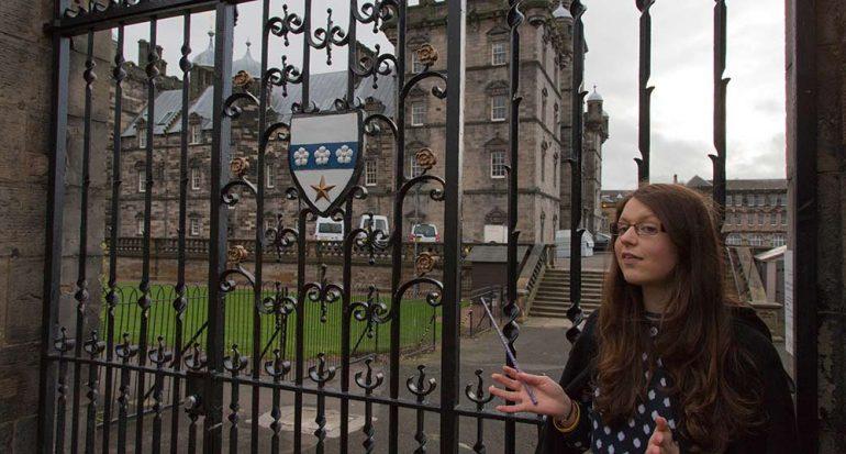 La magia que se adueña de Edimburgo