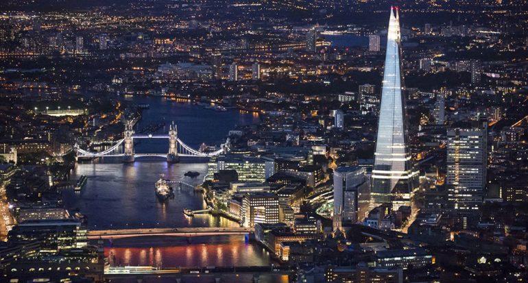 La mejor vista de Londres