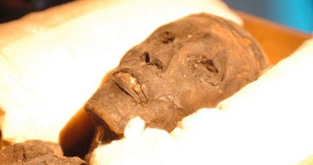 La momia del rey Tut será exhibida por primera vez