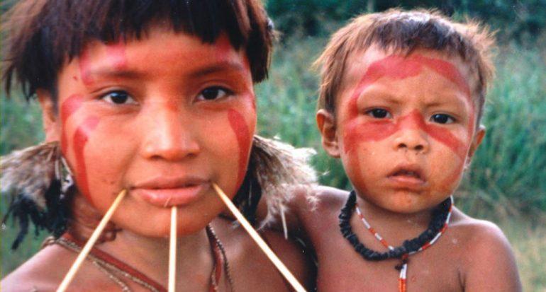La muerte en el pueblo yanomamo