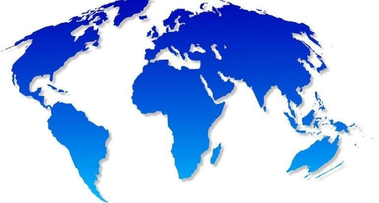La nación delimita con el mayor número de países