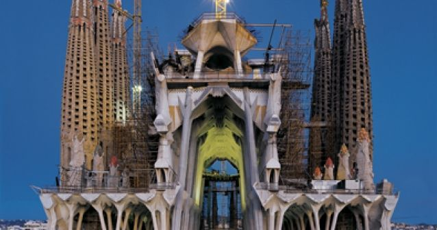 La obra maestra de Gaudí