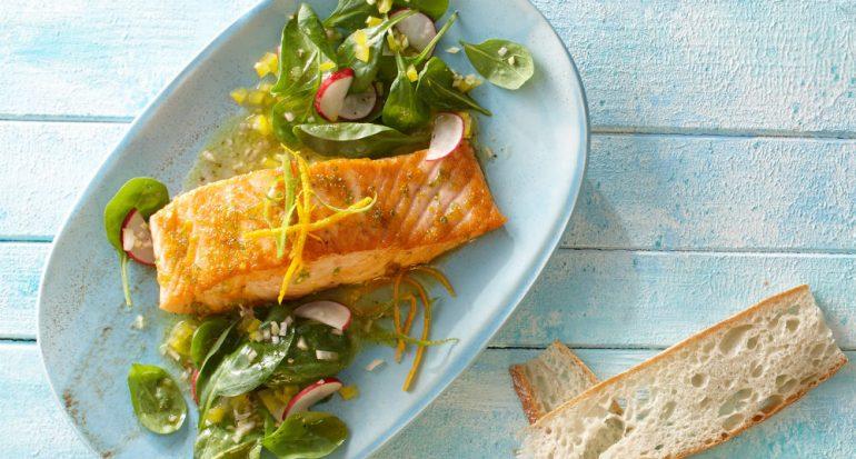 La pesca sana para el cuerpo y el planeta