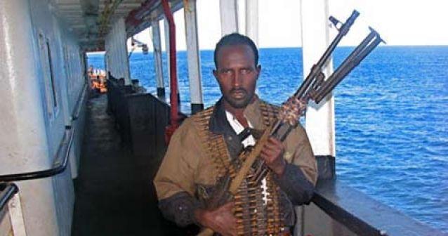La piratería es un peligro idealizado