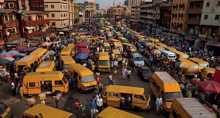 La primera ciudad de África