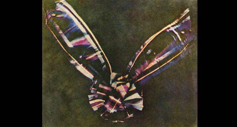 La primera fotografía a color de la historia