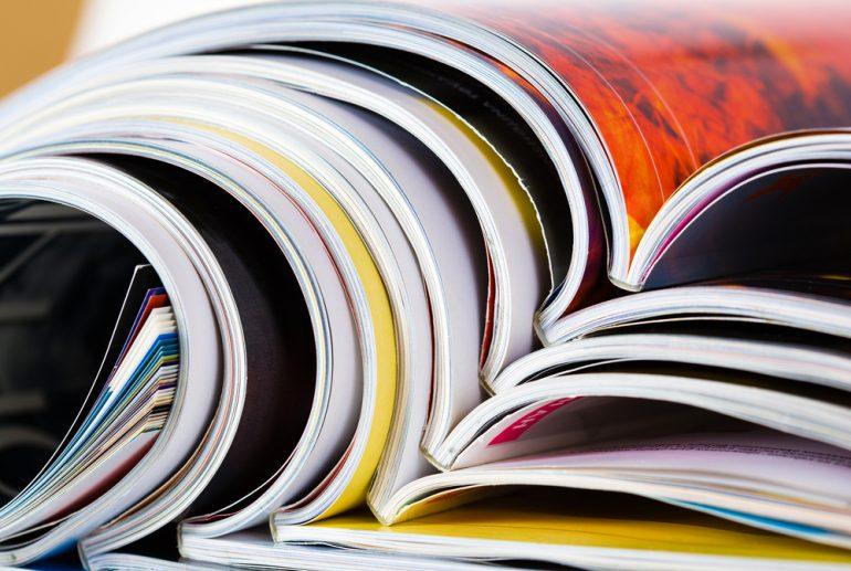 La revista en el mundo