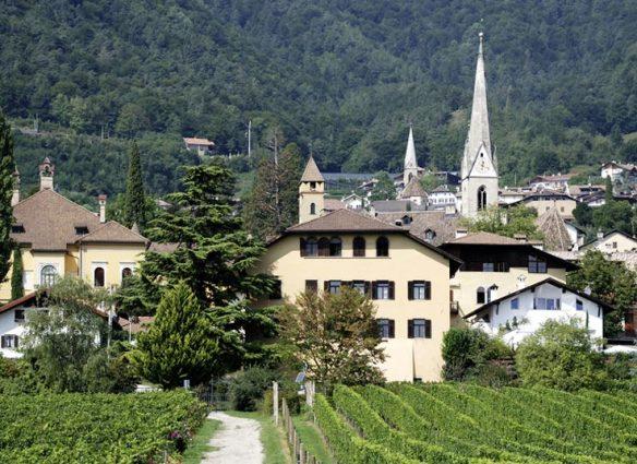 La ruta del Vino de Tirol del Sur está de cumpleaños