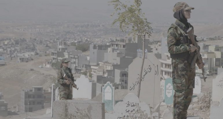 La sobrevivencia en Kurdistán