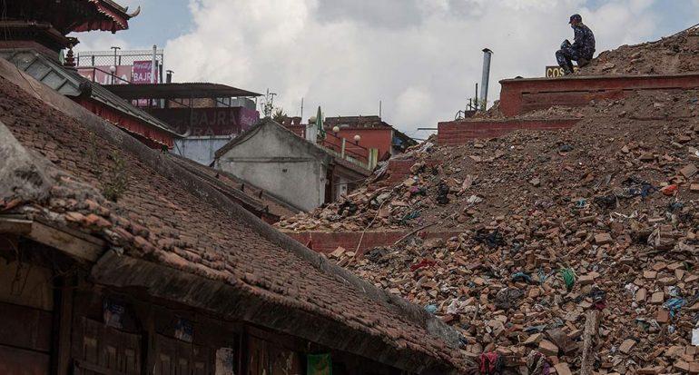 La tragedia en Nepal