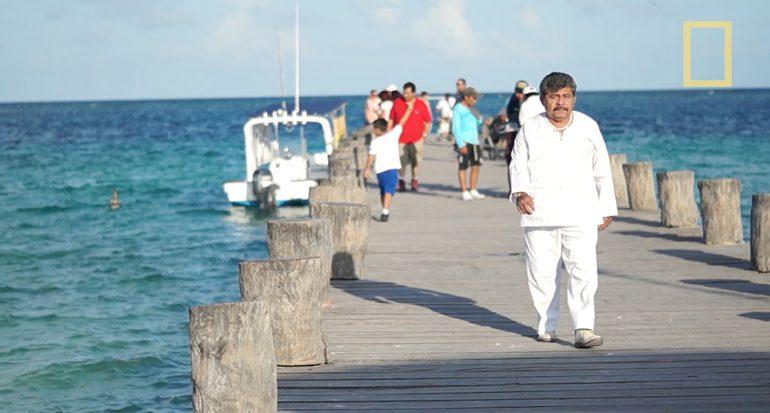 La vida en Puerto Morelos
