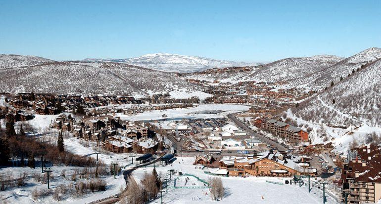 La zona de esquí más grande de EUA
