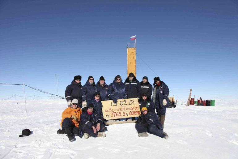 Lago Vostok | Ecosistema desconocido