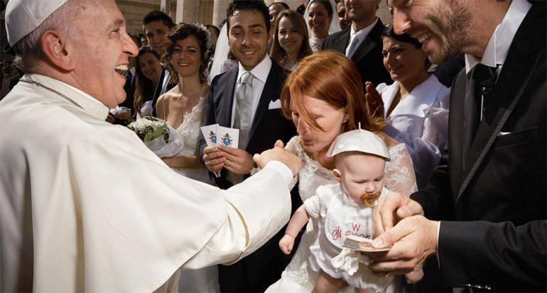 Las 10 citas más provocadoras del Papa Francisco
