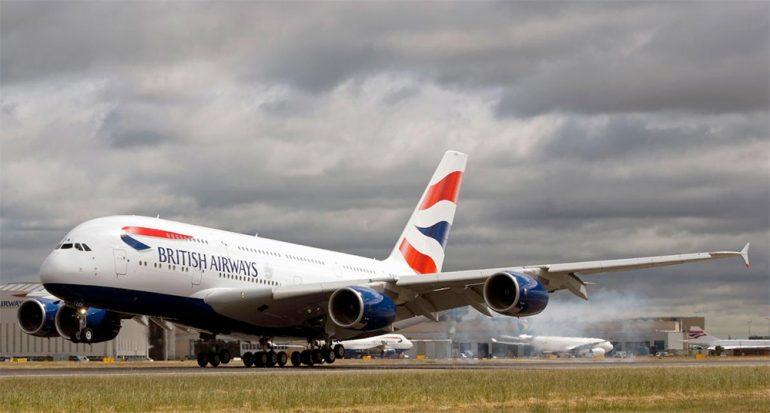 Las 20 aerolíneas que contaminan más