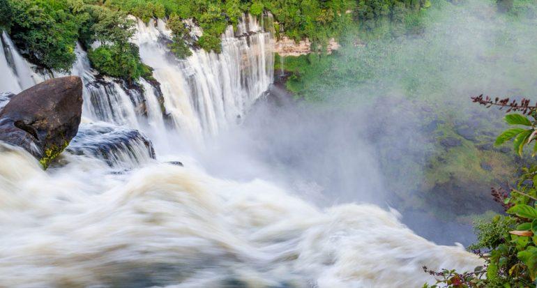 Las Cataratas de Kalandula