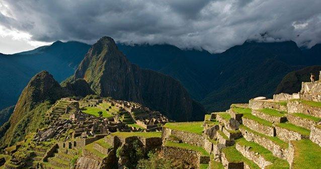 Las ambiciones encumbradas de los Incas