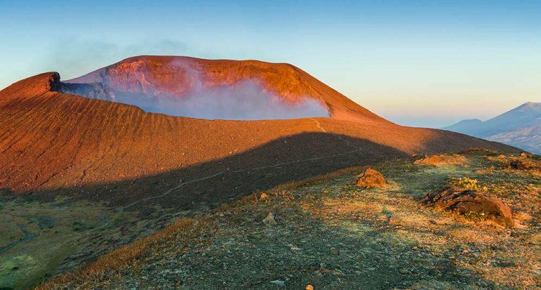 Las amenazas del volcán Telica