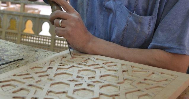 Las artesanías egipcias agonizan
