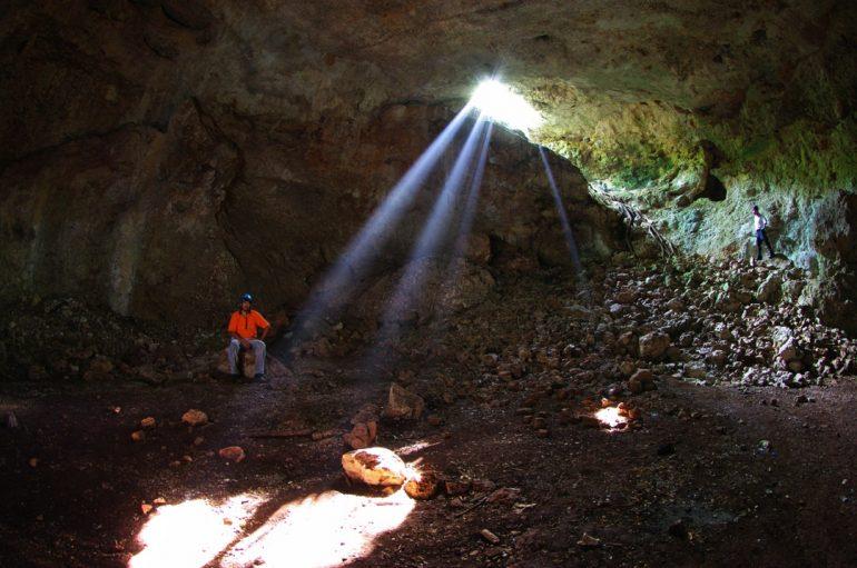 Las cuevas de Yucatán