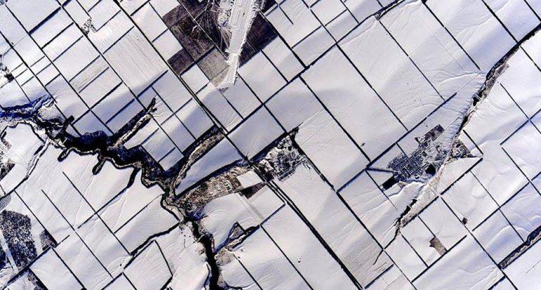Las fotografías captadas por el astronauta Scott Kelly